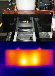 Entwicklung in der Hochspannung - Eignungstest Kondensatoren