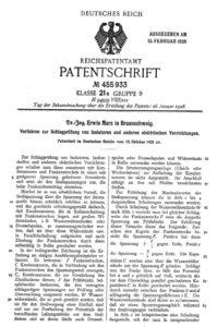 IP-Strategie und Patentrecherche - Evaluation Patent Portfolio